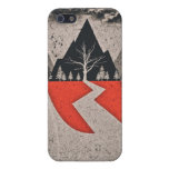 Sleeping With Sirens Cloudy iPhone 5 Case