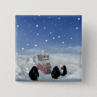 Sleeping with the Penguins Button