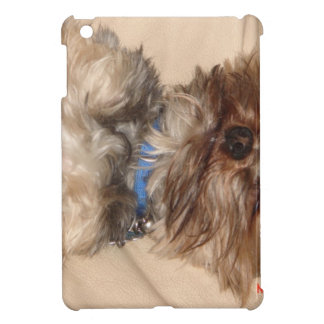 SLEEPING YORKIE iPad MINI COVER