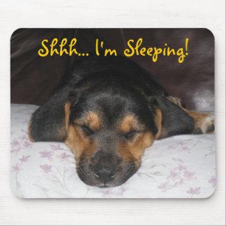 sleepingjackson, Shhh… ¡Estoy durmiendo! Tapete De Ratón