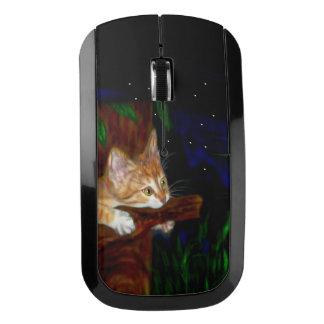 Sleepless Night Wireless Mouse