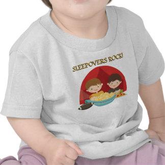 Sleepovers Rock Shirt