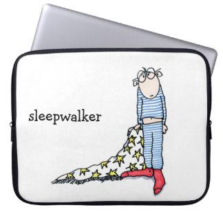 SLEEPWALKER LAPTOP COVER