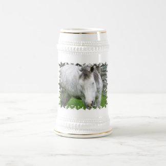 Sleepy Appaloosa Beer Stein Coffee Mug