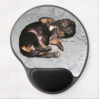 Sleepy Baby Gel Mouse Pad