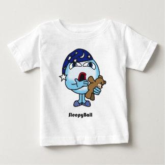 Sleepy Ball Baby T-Shirt
