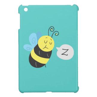 Sleepy Cartoon Bumblebee Case For The iPad Mini