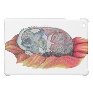 Sleepy Cat Speck Case Cover For The iPad Mini