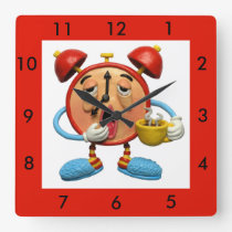 Sleepy Clock Child's Room
