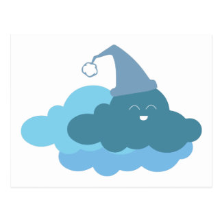Sleepy Cloud Post Cards