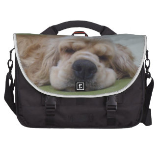 Sleepy Dog Commuter Bag