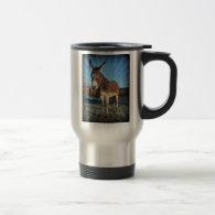 Sleepy Donkey Coffee Mugs