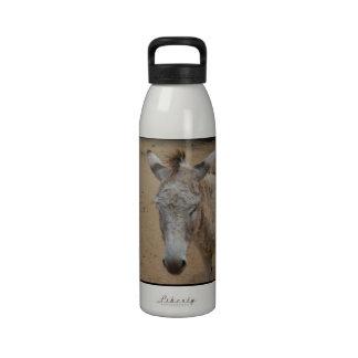 Sleepy Donkey Drinking Bottle