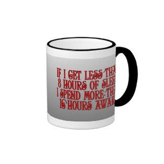 Sleepy Drowsy Mug