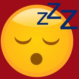 Sleepy Emoticon Gifts on Zazzle