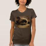 Sleepy French Bulldog Tee Shirt