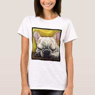 Sleepy Frenchie T-Shirt