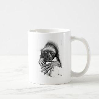 Sleepy Gibbon Baby Coffee Mug