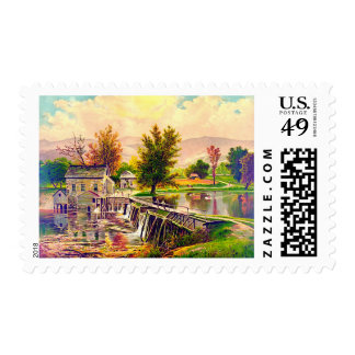 Sleepy Hollow 1881 Stamps