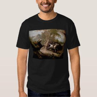 Sleepy Hollow Headless Horseman Dark T Shirt