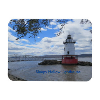 Sleepy Hollow Lighthouse Magnet
