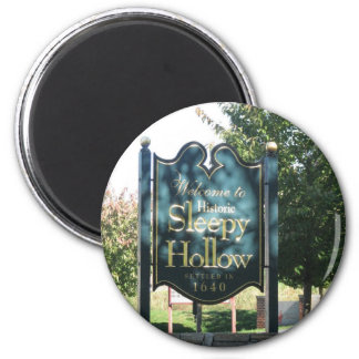 Sleepy Hollow Magnet