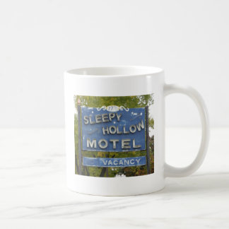 Sleepy Hollow Motel, Niagara Falls, NY Coffee Mug