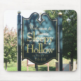 Sleepy Hollow Mouse Pad