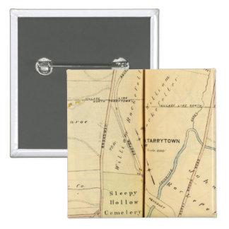 Sleepy Hollow, New York Pinback Button