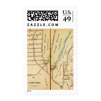 Sleepy Hollow, New York Postage Stamps