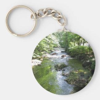 Sleepy Hollow waterway Keychain