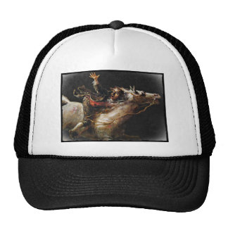 Sleepy Hollows Ichabod Crane Trucker Hat