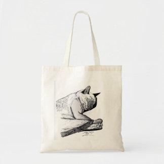 sleepy kitty bags