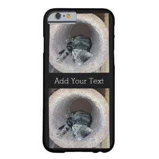 Sleepy Kitty Cat by Shirley Taylor Barely There iPhone 6 Case