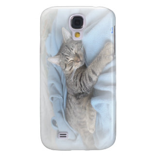 Sleepy Kitty iPhone 3G Speck Case Galaxy S4 Cover