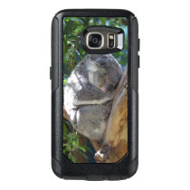 Sleepy Koala OtterBox Samsung Galaxy S7 Case