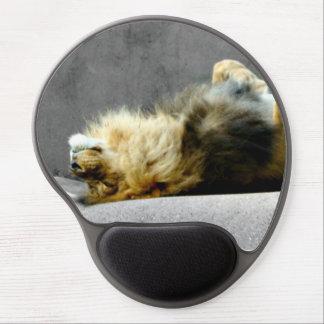 Sleepy Lion Mousepad