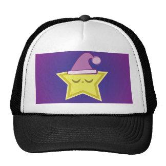 Sleepy Little Star Hat