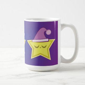 Sleepy Little Star Mug