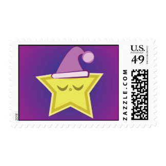 Sleepy Little Star Stamps