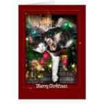 Sleepy Magical Christmas  Card