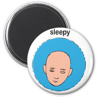 sleepy magnet