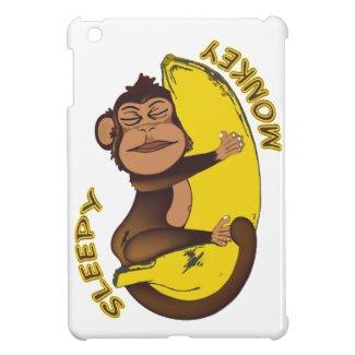 Sleepy Monkey Case For The iPad Mini