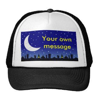 sleepy moon cap