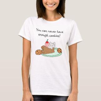 Sleepy Neapolitan Pets on a plate T-Shirt