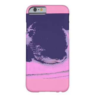 Sleepy Otter Barely There iPhone 6 Case