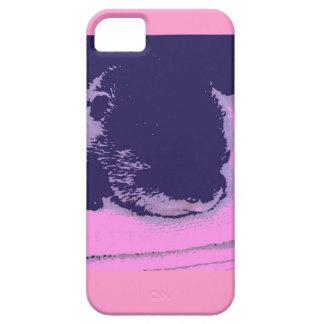 Sleepy Otter iPhone SE/5/5s Case
