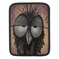 Sleepy Owl iPad Sleeve