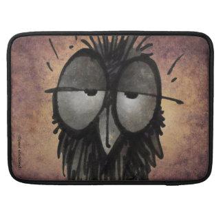 Sleepy Owl Sleeves For MacBook Pro