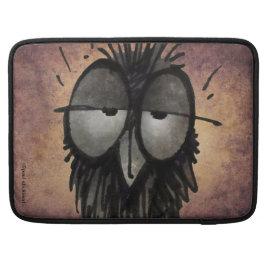 Sleepy Owl Sleeves For MacBooks